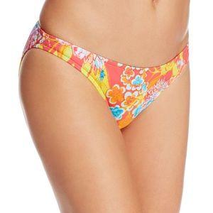 Ralph Lauren Mumbai Floral Print Bikini Bottom
